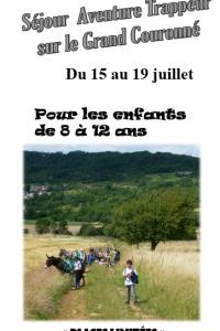 Séjour Trappeur 2013